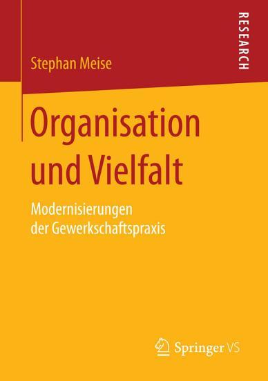 Organisation und Vielfalt PDF