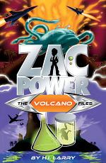 Zac Power Special Files #7: The Volcano Files