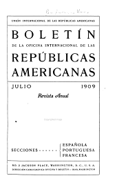 Boletín de la Oficina internacional de las repúblicas americanas: Número 29