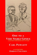 Ode To A Very Stable Genius A Quatrain Compendium With Pictures Book PDF
