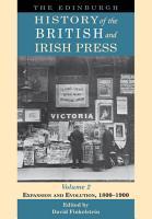 Edinburgh History of the British and Irish Press  Volume 2 PDF