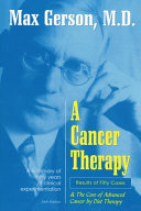 A Cancer Therapy Book