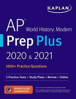 AP World History Modern Prep Plus 2020   2021 PDF