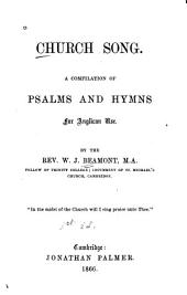 Church Song: A Compilation of Psalms and Hymns