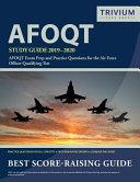 AFOQT Study Guide 2019 2020 PDF