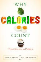 Why Calories Count PDF