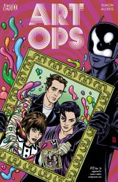 Art Ops (2015-) #12