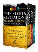 The Riyria Revelations PDF