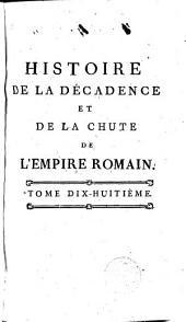 Histoire de la décadence et de la chute de l ́empire romain