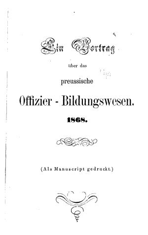 Militaria      pamphlets  PDF