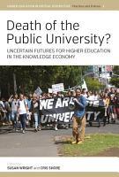 Death of the Public University  PDF
