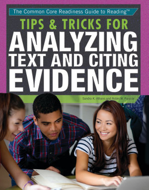 Tips   Tricks for Analyzing Text and Citing Evidence PDF