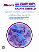 Alfred's Basic Solos and Ensembles, Bk 1: Tenor Sax