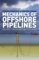 Mechanics of Offshore Pipelines PDF