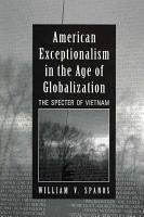 American Exceptionalism in the Age of Globalization PDF