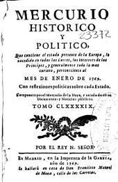 Mercurio histórico y político