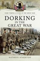 Dorking in the Great War PDF