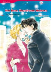 Hot Boss, Boardroom Mistress: Mills & Boon Comics