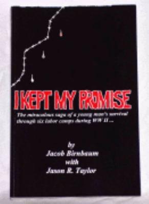 I Kept My Promise