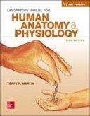 Laboratory Manual for Human Anatomy   Physiology Cat Version PDF