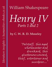 William Shakespeare: 'Henry IV, Parts 1 and 2'
