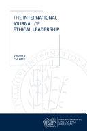 International Journal of Ethical Leadership PDF