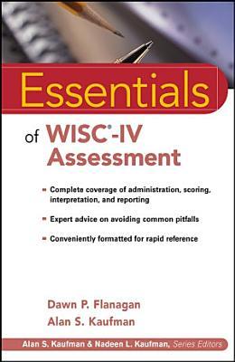 Essentials of WISC IV Assessment PDF
