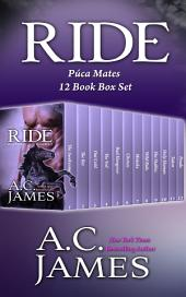 Ride: Seasons 1-3: Complete Puca Mates Box Set