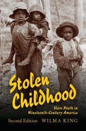 Stolen Childhood, Second Edition: Slave Youth in Nineteenth-Century America, Edition 2