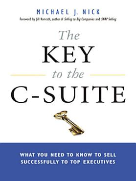 The Key to the C Suite PDF