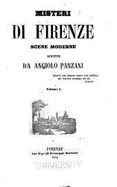 Misteri di Firenze: scene moderne, Volumi 1-2