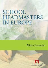 School headmasters in Europe