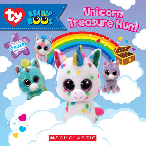 Unicorn Treasure Hunt  Beanie Boos Storybook