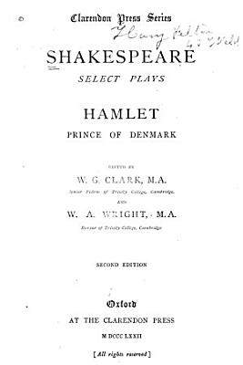 Shakespeare Select Plays PDF