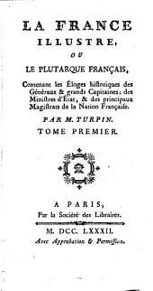 La France illustré ou Le Pluterque François
