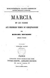 Marcia : histoire des premiers temps du christianisme