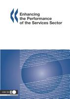 Enhancing the Performance of the Services Sector PDF