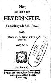 Het schoone Heydinnetie