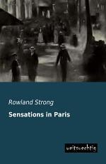 Sensations in Paris