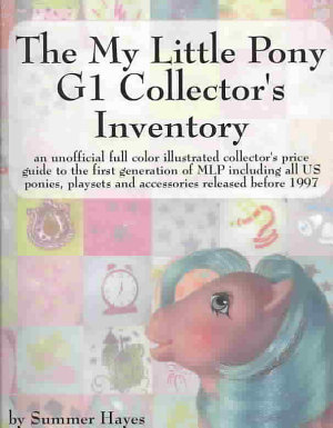 The My Little Pony G1 Collector s Inventory PDF