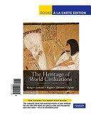 The Heritage of World Civilizations  Volume 1  To 1700 PDF