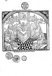 Opera. Comment. Servius, Landinus, Mancinellus, Donatus, Calderinus
