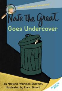 Nate the Great Goes Undercover Book