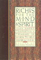 Riches for the Mind and Spirit PDF