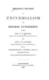 Theological Discussion on Universalism and Endless Punishment