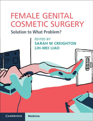 Female Genital Cosmetic Surgery PDF