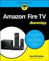 Amazon Fire TV For Dummies PDF
