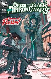 Green Arrow and Black Canary (2007-) #18