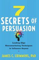 7 Secrets of Persuasion PDF