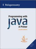 Programming with Java PDF